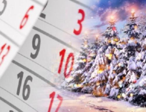 Հանգստյան օրերը կարող են կրճատվել. ԱԺ հանձնաժողովը հավանություն տվեց հունվարի 2-5-ը և 7-ը աշխատանքային դարձնելու նախագծին