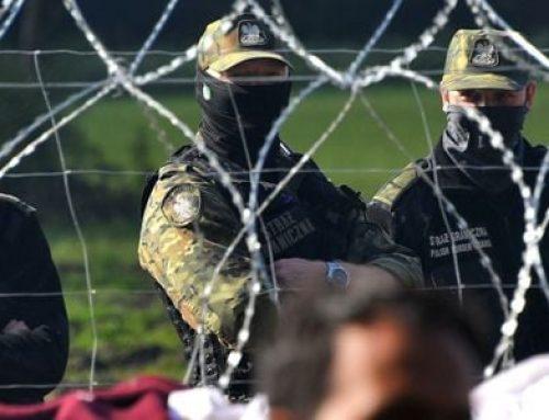Lեհաստանի սահմանապահ ծառայությունը մեղադրել է Բելառուսին սահմանը գրոհելու փորձի մեջ