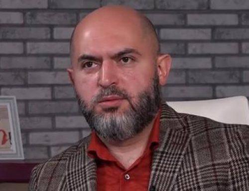«Շոուն շարունակվում է». Աշոտյանին ֆեյսբուքյան գրառման համար ոստիկանություն են հրավիրել