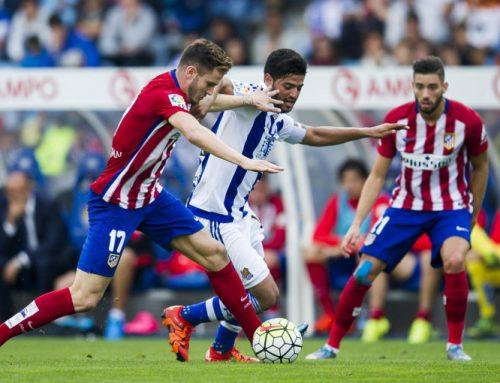Ռեալ Սոսյեդադը չկարողացավ պահել հաղթական հաշիվը Ատլետիկոյի դեմ խաղում, բայց ստանձնեց առաջատարությումը