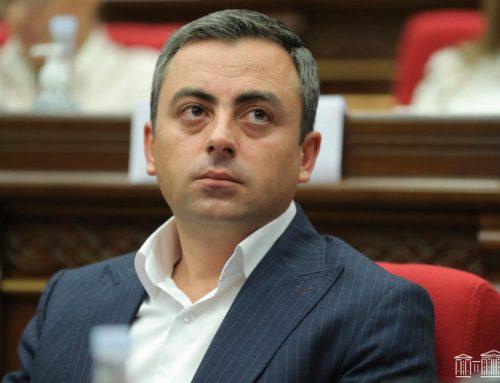 Քանի դեռ այս իշխանությունը կա, Հայաստանի պետականությունը վտանգված է. Սաղաթելյան
