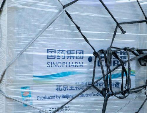«Սինոֆարմ»-ի 200 հազար դեղաչափը Հայաստանում է
