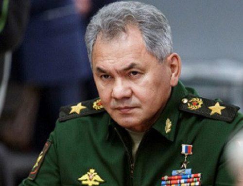 Շոյգուն հայտարարել է, որ ՆԱՏՕ-ն ուժեր է մոտեցնում Ռուսաստանի սահմաններին