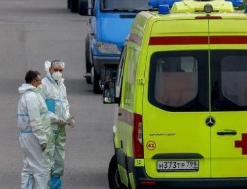 Ռուսաստանում կորոնավիրուսից մեկ օրում 1036 մարդ է մահացել