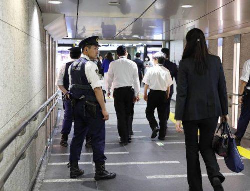 Տոկիոյում տղամարդը դանակով հարձակվել է երկաթուղային կայարանում գտնվող մարդկանց վրա