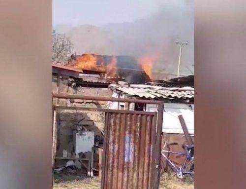 Ադրբեջանցիները կրակ են բացել Երասխ գյուղի ուղղությամբ